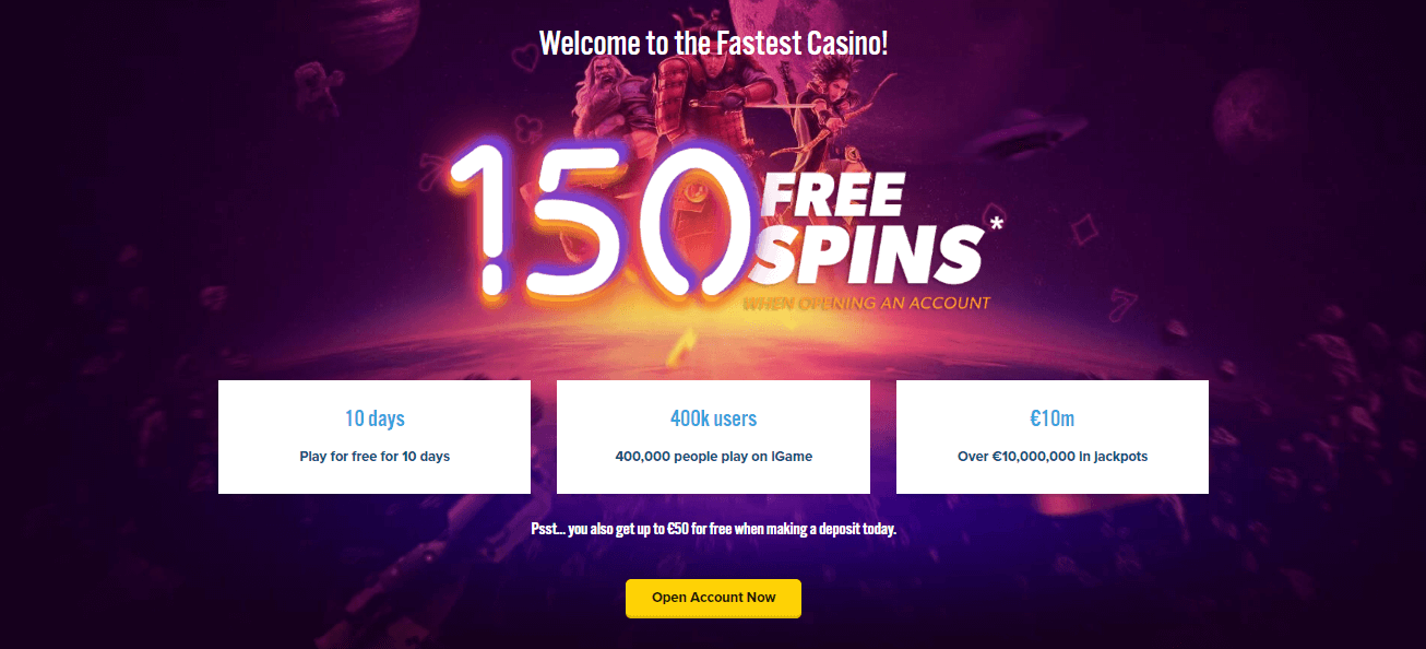 Igame Casino Mobile