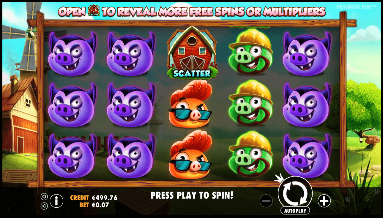 7 piggies slot machine no deposit free spins for 7 piggies